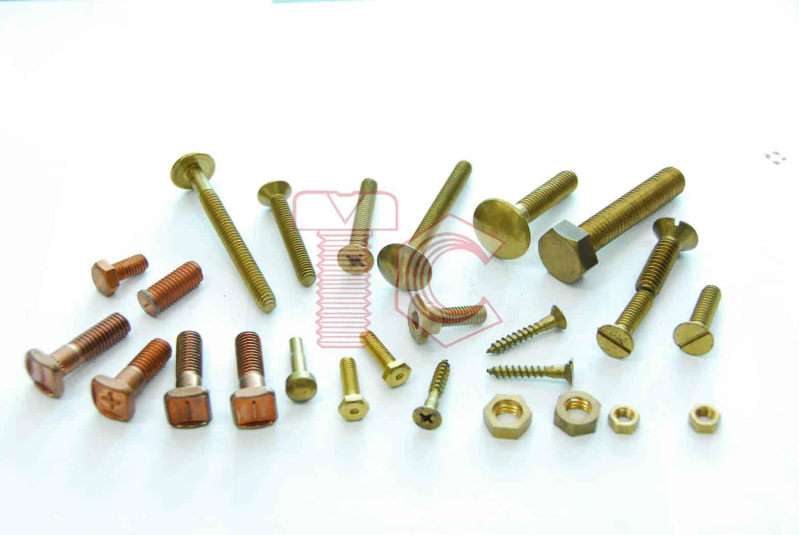 ชนิดหัวสกรู หัว PAN ,FLAT,TRUSS,OVAL,TORX,SOCKET , หกเหลี่ยม,สี่เหลียม, หัวติดแหวน และอื่น ๆ ตามลูกค้าต้องการ